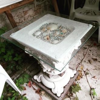 Стол Onix обеденный журнальный бетон. Киев. фото 1