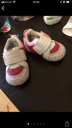 Новые детские ботиночки. Киев. фото 1