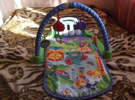 Продам музыкальный развивающий коврик. Кривой Рог. фото 1