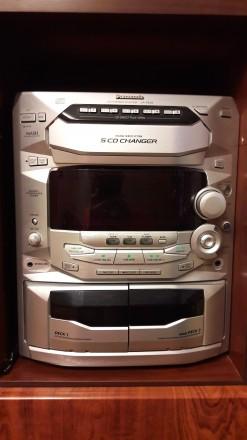 Продам музыкальный центр Panasonic SA-AK28. Киев. фото 1