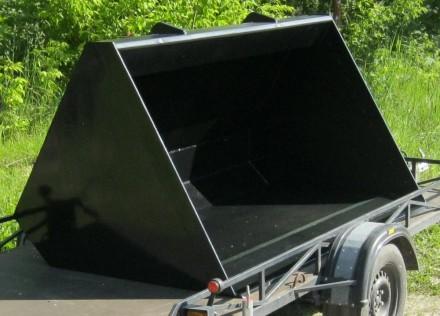 Навесное оборудование для телескопических погрузчиков и тракторов.. Киев. фото 1