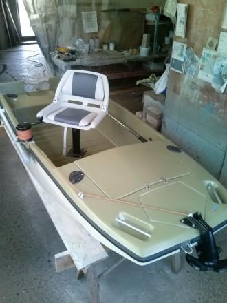 Под заказ моторно - гребная лодка из стеклопластика для активного отдыха, рыбалк. Чернигов, Черниговская область. фото 3