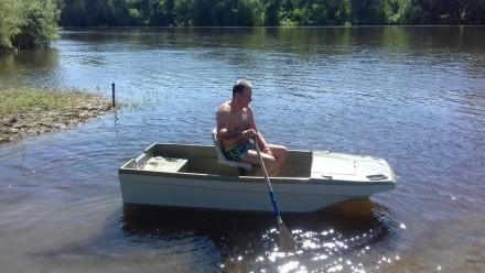 Под заказ моторно - гребная лодка из стеклопластика для активного отдыха, рыбалк. Чернигов, Черниговская область. фото 4