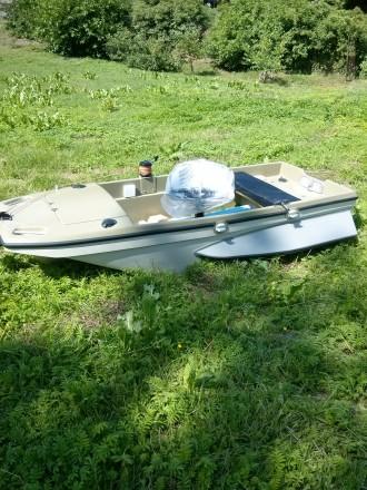 Под заказ моторно - гребная лодка из стеклопластика для активного отдыха, рыбалк. Чернигов, Черниговская область. фото 2