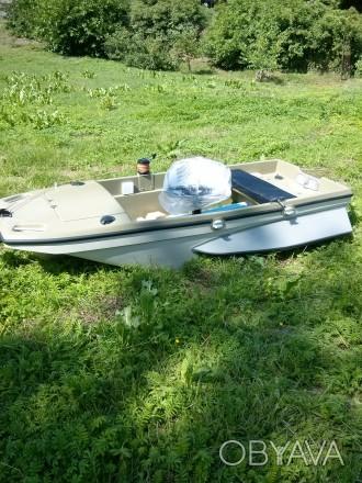 Под заказ моторно - гребная лодка из стеклопластика для активного отдыха, рыбалк. Чернигов, Черниговская область. фото 1