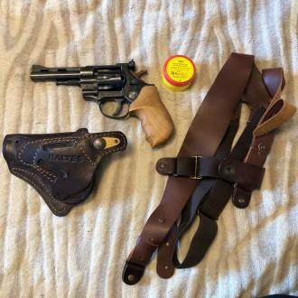 Револьвер Weihrauch HW4. Киев. фото 1