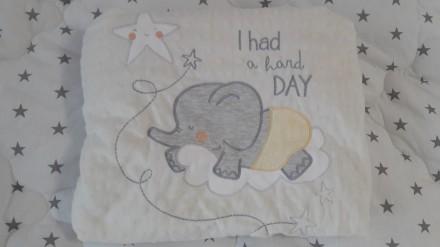 Одеяло-плед Bembi для малыша. Белая Церковь. фото 1