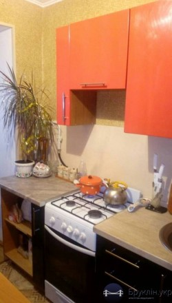 1-комнатная квартира, 27 кв.м. Житомир. фото 1