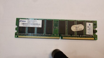 Оперативная память DDR1 512MB. Киев. фото 1