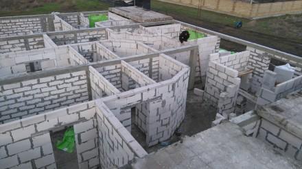 ремонтные и отделочные работы, строительство домов под ключ.. Одесса. фото 1
