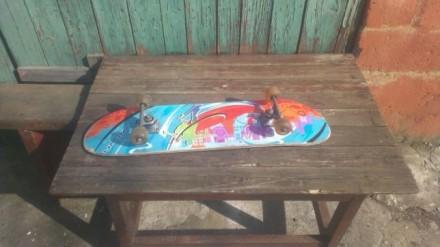 Продам скейт. Лубны. фото 1