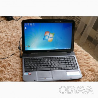 Надежный, игровой ноутбук Acer Aspire 5738ZG(тянет DOTA, WOT, Lineage, GTA4...)