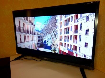 Телевизор Samsung Smart TV 32* DVB-T2 Wi-Fi. Киев. фото 1