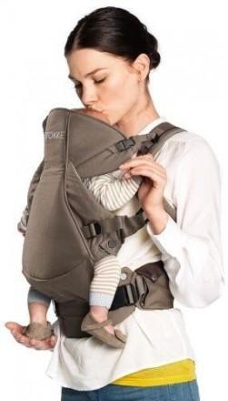 Рюкзак для переноски ребёнка stokke. Слинг. Кенгуру. Запорожье. фото 1