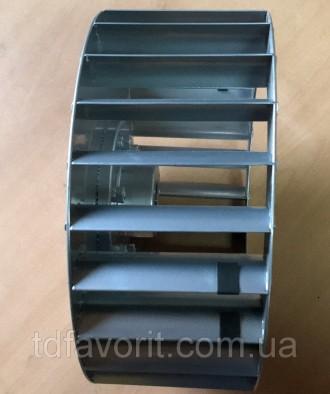 Крыльчатка для центробежного вентилятора , диаметр 250 мм, вал 24 мм  . Крыльч. Днепр, Днепропетровская область. фото 5