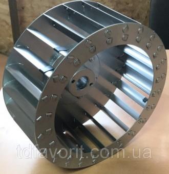 Крыльчатка для центробежного вентилятора , диаметр 250 мм, вал 24 мм  . Крыльч. Днепр, Днепропетровская область. фото 3
