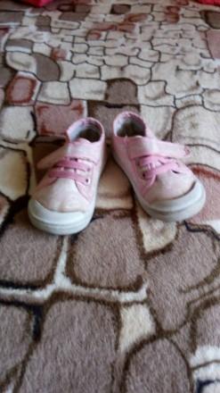 Продам детские туфельки. Вольногорск. фото 1