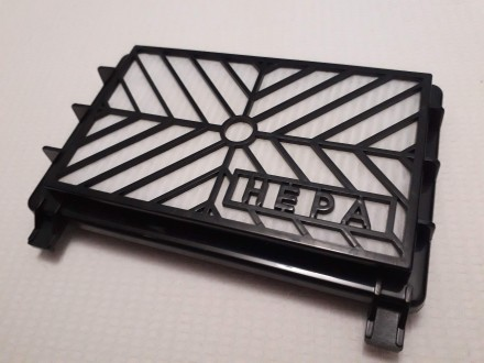--- Вихідний фільтр HEPA 13 PHILIPS затримує не менше 99,5% шкідливих мікроскопі. Львов, Львовская область. фото 2