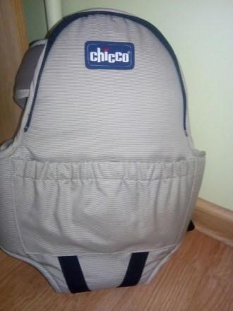Рюкзак—кенгуру Chicco Go plus. Житомир. фото 1