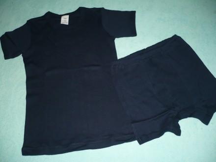 Бавовняні футболки, труси-боксери, комплекти білизни. Буча. фото 1