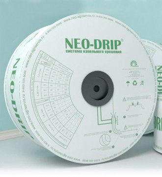 Капельная лента NEO-DRIP, T-Tape, Rivulis RO-DRIP Джон Дир (John Deere). Одесса. фото 1