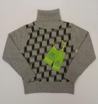 Детский свитер на мальчика MANY&MANY (120 см - 160 см). Харків. фото 1