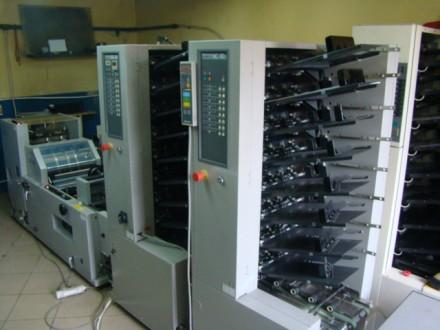 Продам  не дорого  аркушепідбірний станок  Horizon  MC80a i MC80m. Ивано-Франковск. фото 1