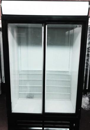 Холодильный шкаф - витрина б/у. Компактность, объем и качественная сборка. Раз. Киев, Киевская область. фото 2