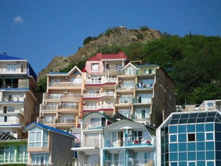 Отдых в Крыму. Алушта. фото 1