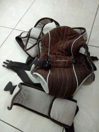 Продам кeнгуру-рюкзак для рeбeнка. Первомайский. фото 1