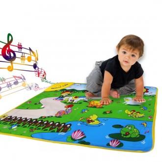 Музыкальный коврик со звуками животных. Киев. фото 1