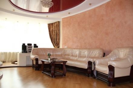 Без комиссии !Аренда 3-х к. кв. студия в новом доме на Лукьяновской. № 1169988. Киев. фото 1