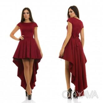 006023de769da21 Вечернее платье со шлейфом и пышной юбкой с поясом и подъюбником в  комплекте, Одесса
