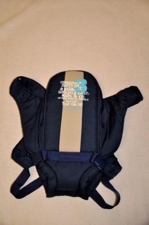 Голландский рюкзак кенгуру от 2 до 8 месяцев до 9 кг. Херсон. фото 1