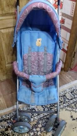 Продам детскую коляску трость фирмы everflo. Сумы. фото 1