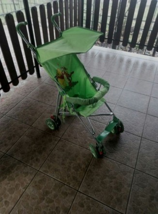 Продам фирменную коляску трость Джоби. Мариуполь. фото 1