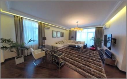 Аренда VIP апартаментов в ЖК бизнес класса «Триумф», Зверинецкая, 59. Киев. фото 1
