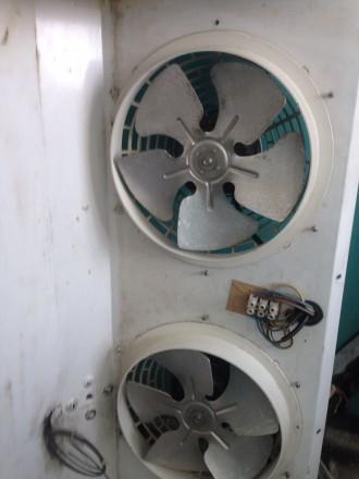 Винтилятор для обдува холодильного оборудования Итальянской компании MA-VIB.Техн. Новомосковск, Днепропетровская область. фото 5