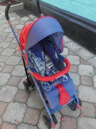 Продам коляску трость Geoby. Кременчуг. фото 1