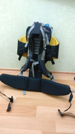 Детское сиденье LittleLife Ultralight рюкзак(кенгуру на спину). Сумы. фото 1