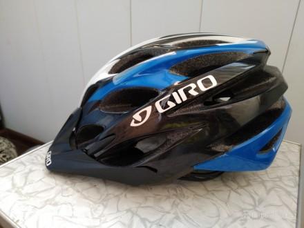 Шлем велосипедный  Состояние хорошее 5-/5  59 - 63 см  Пишите, договоримся. Киев, Киевская область. фото 2