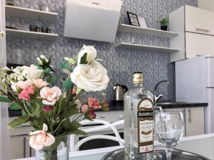 Шикарная 1 комн. квартира в новом доме в Приморском районе!. Одесса. фото 1
