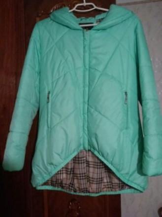 Куртка женская демисезонная. Одесса. фото 1