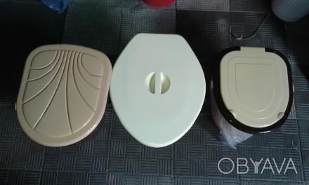 ведро туалет туристическое, переносной туалет, биотуалет