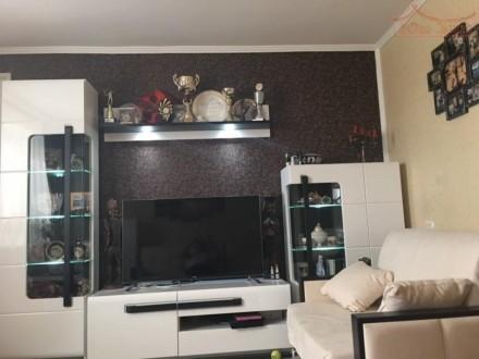 Комнаты раздельные, санузел раздельный. Квартира с ремонтом ,мебелью и техникой.. Приморский, Одесса, Одесская область. фото 6