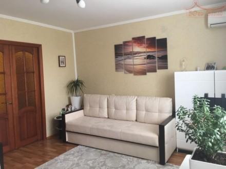 Комнаты раздельные, санузел раздельный. Квартира с ремонтом ,мебелью и техникой.. Приморский, Одесса, Одесская область. фото 3