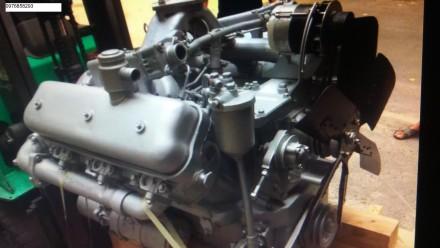 Двигатель ЯМЗ-236 для трактора Т-150. Днепр. фото 1