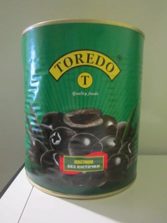 Маслины, оливки, ананасы (Toredo). Сумы. фото 1