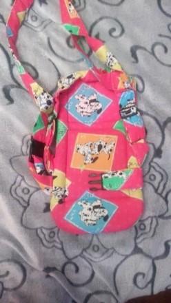 Продам слинг-кенгуру переноска рюкзак. Київ. фото 1