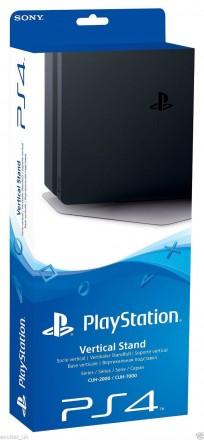 Подставка для Sony PS4 Vertical Stand (Slim/PRO) ORIGINAL. Запорожье. фото 1